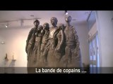 Annie Baroux, exposition sculptures , visite virtuelle