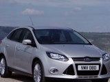 The New Ford Focus 4-door