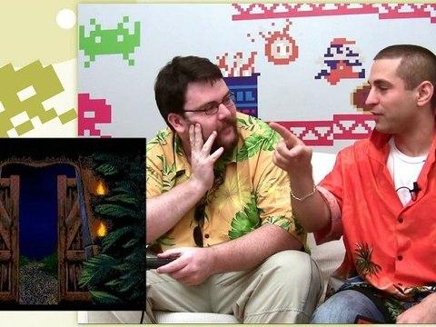"""Jurassic Parc """"Mega Drive""""  Retro Game Test."""