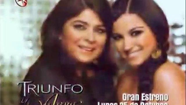 """Segundo Promocional de """"Triunfo del Amor"""""""