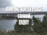 """Jumping à la plage Erquy 4'07"""""""