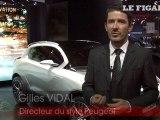 Mondial de l'Auto 2010 : les concept-cars français
