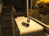 Robotlu Otomasyon Sistemi Makine Besleme Uygulaması