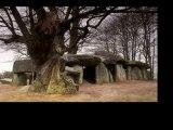 La Roche aux Fées à Essé en Haute-Bretagne