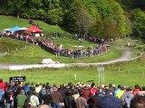 Sébastien Loeb rallye WRC  rallye d'Alsace au col Amic