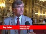 Retraites : En direct du Sénat - J1 - Guy Fisher