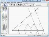 Couper un segment [AB] en n parties égales