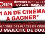 Opération ORPI Douai et le cinéma Le Majestic de Douai