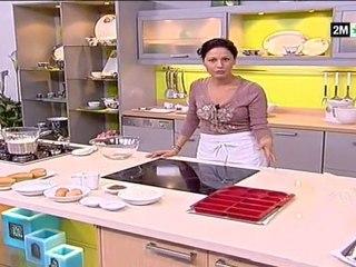 Recette Cake au chocolat caramel et fromage sucré