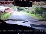 40eme Rallye National des Monts Dôme 2009 - ES1 Le Trévy