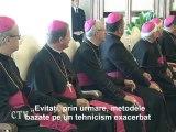 Papa: Biserica misionară este fondată pe Cristos