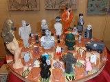 Le Plessis-Robinson, Exposition du cours de poterie 2010