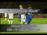 Clip chanson du Coup de boule de Zidane