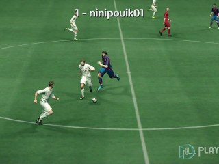Résultats du Top But - Septembre 2010 de Pro Evolution Soccer 2010