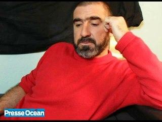"""Cantona : """"la révolution est très simple à faire"""""""