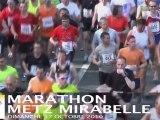 """Marathon Metz Mirabelle: un parcours """"roulant"""""""