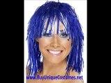 halloween constume fancy dress afro wigs