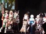 Japan Expo 2010, Cosplay - Défilé Cosplay