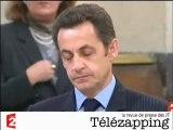Télézapping : Sarkozy se rachète une vertu catholique