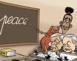 Rencontre avec le dessinateur de presse israélien Kichka