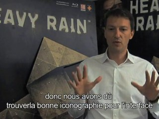 Vidéo de présentation de la version Move de Heavy Rain