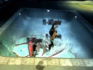 Euro Trailer de Shaun White Skateboarding