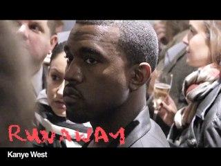 Kanye West - Runaway - Video FROM PARIS
