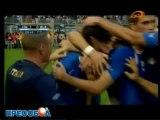 Italie vs Belarus 2-0 EURO 2011 U21 Qualifs Aller