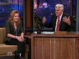 Kristen Stewart on Jay Leno 10/8 Part 2 HD