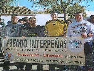 Parrita - Vídeos de La afición del Albacete Balompié