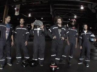 Big Bill team au Karting