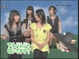 sakusaku 2008.04.17 perfume登場 4/5 偶然
