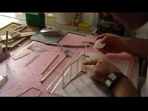 Lastikli Model Uçak Yapımı
