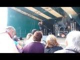 Johnny Rock en concert à Saint-Lô