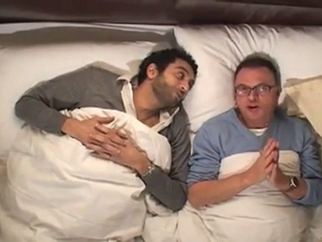 illegal magic club In Bed With Ramzy et Otto Wessely (part1)