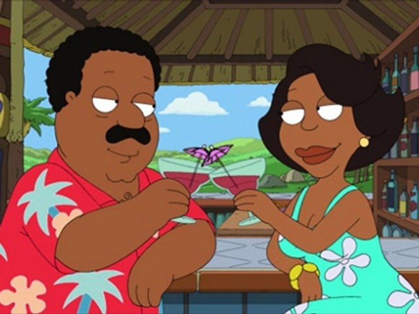 The Cleveland Show - How Cleveland Got His Groove Back