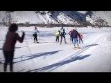Ski de fond et raquettes l'hiver à la Bessannaise