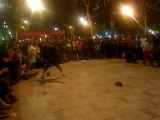 street show 9/09/10 champs elysee street chasseurs impakt