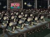 Les Simpson créent la polémique a cause de leur generique !!
