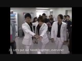 JYJ Dome Behind-the-Scenes Part1 [Eng Sub]
