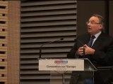 """""""Osons l'Europe"""" : discours de Jean-Louis Bourlanges"""