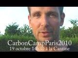 Barcamp Carbone Paris 2010