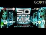 50 HEURES DE MIX NONSTOP BY DJ MAZE AVEC LES 50 MEILLEURS DJ
