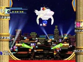 Trailer de lancement de Sonic the Hedgehog 4: Episode 1