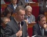 Fiscalité écologique- Question de François de Rugy 6/10/2010