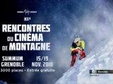 Les 12èmes Rencontres du cinéma de montagne de Grenoble