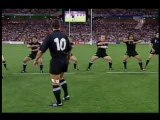 Haka : All Blacks vs Tonga