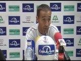 RP de Oscar Cano entrenador de la UDS