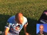 La Séquence de Seb : Rugby, Seb se met au plaquage