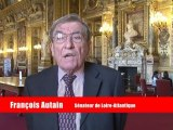 Retraites : En direct du Sénat - 18/10 - François Autin